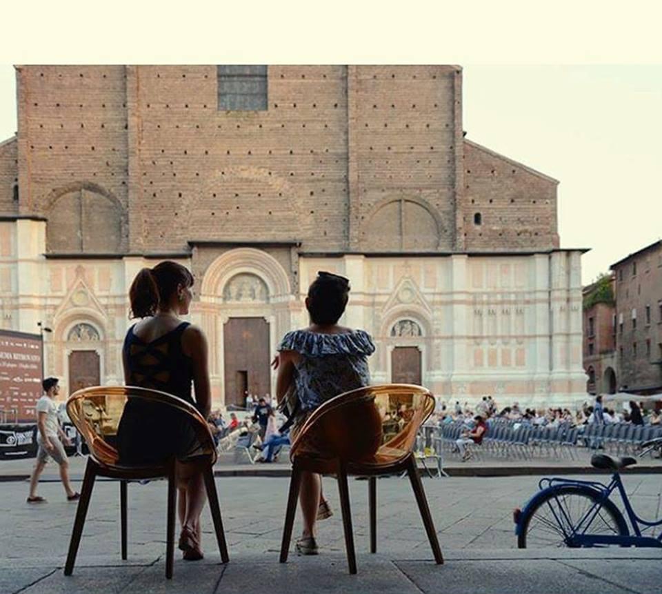 Benvenuto Calligaris! Укрась свой город современным дизайном!